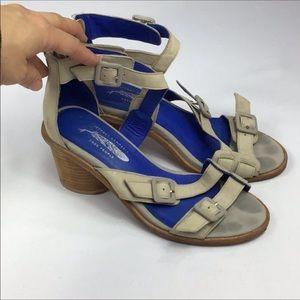 Jeffrey Campbell Free People Block Heel Sandal 8